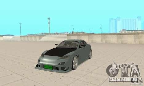 Mazda RX-8 Tuning para GTA San Andreas