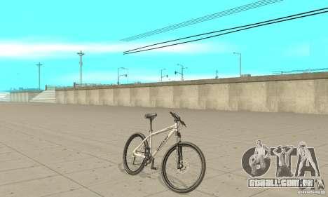 Giant Terrago 3 Disc para GTA San Andreas esquerda vista