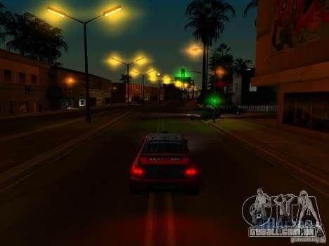 ENBSeries by AlexKlim para GTA San Andreas por diante tela