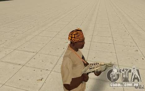 Descendentes de bandana para GTA San Andreas segunda tela