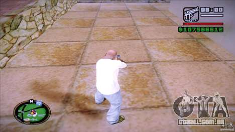 HUD by Mr.Shadow para GTA San Andreas terceira tela