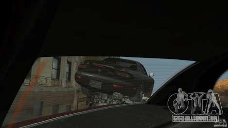 Mazda RX7 1995 Black [EPM] para GTA 4 rodas