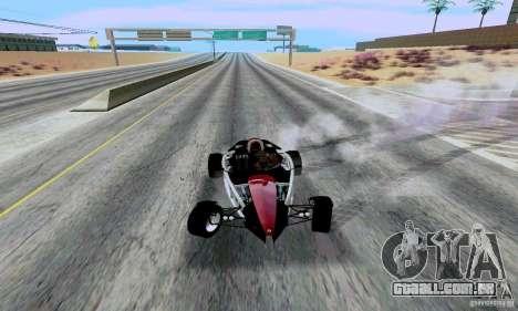 Ariel Atom para GTA San Andreas vista direita