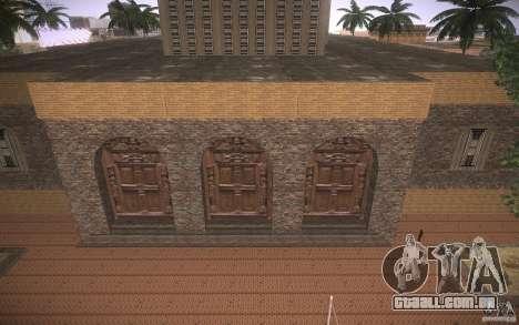 Meria HD para GTA San Andreas quinto tela