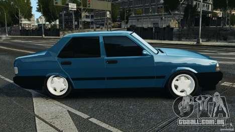 Tofas Dogan SLX EmreAKIN Edition para GTA 4 esquerda vista