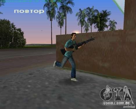 O novo M-60 para GTA Vice City sexta tela