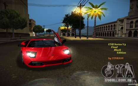 ENB Black Edition para GTA San Andreas