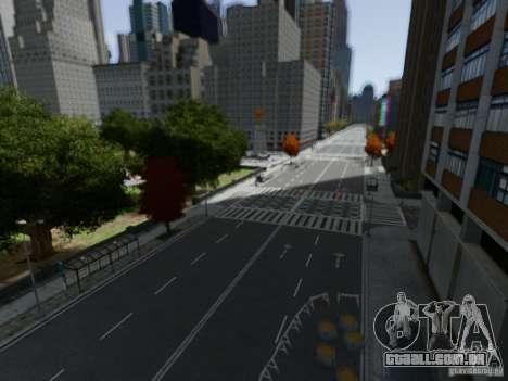 HD Roads 2013 para GTA 4 nono tela