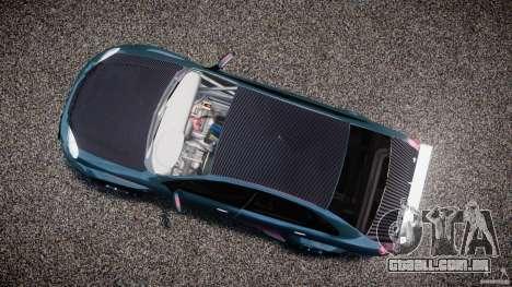Chevrolet Lacetti WTCC Street Tun [Beta] para GTA 4 vista direita