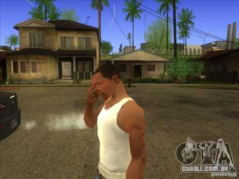 Facepalm Mod para GTA San Andreas segunda tela