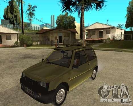 OKA 1111 Kamaz para GTA San Andreas