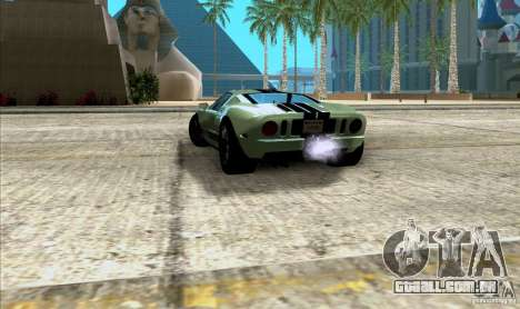 ENBSeries by HunterBoobs v1.2 para GTA San Andreas terceira tela