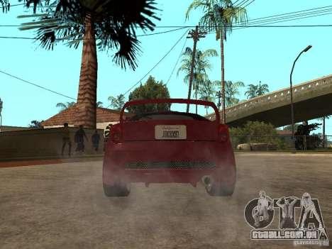 Toyota Celica Veilside para GTA San Andreas