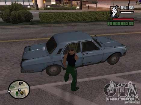 Redesenho do atuador para GTA San Andreas sétima tela