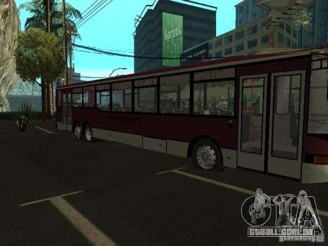 Volzhanin 6270 para GTA San Andreas esquerda vista