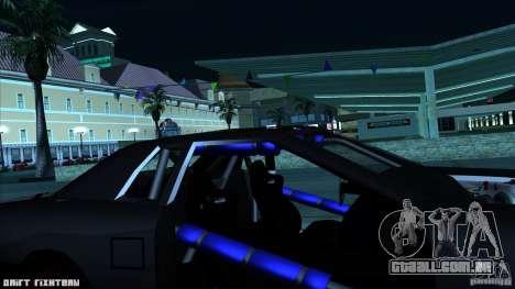 Elegy hard para GTA San Andreas vista interior