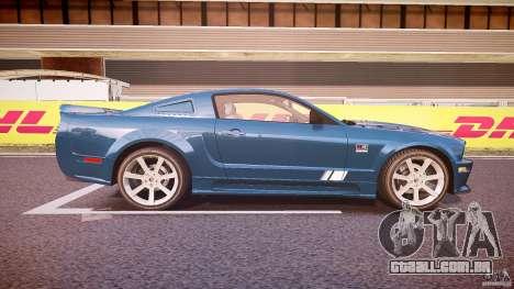 Saleen S281 Extreme - v1.1 para GTA 4 vista lateral