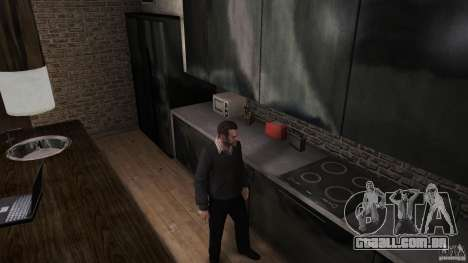 Caseira camisola com gola para GTA 4 segundo screenshot