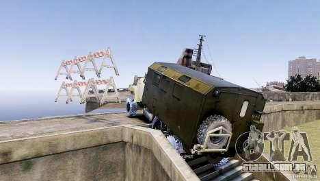 A rota para os preguiçosos para GTA 4 segundo screenshot