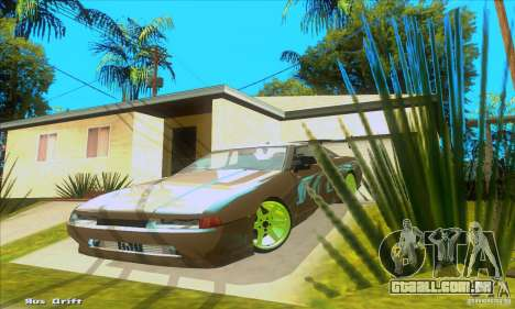 Elegy for the clan GSD para GTA San Andreas