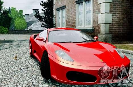 Ferrari F430 para GTA 4 vista direita