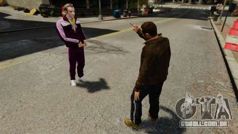 Insulto para GTA 4 terceira tela