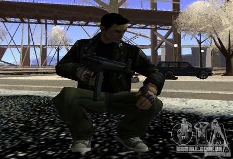 Novas animações de 2012 para GTA San Andreas terceira tela