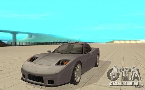 Coquete de GTA 4 para GTA San Andreas