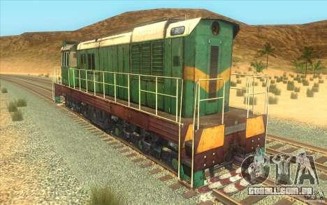 Chme3-5792 para GTA San Andreas