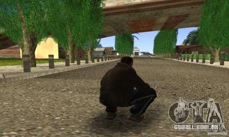 Grove street Final para GTA San Andreas segunda tela