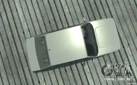 Alfa Romeo 75 para GTA 4 vista direita