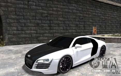 Audi R8 2008 Beta para GTA 4