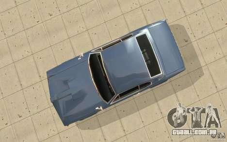 Garanhão do GTA 4 para GTA San Andreas vista direita