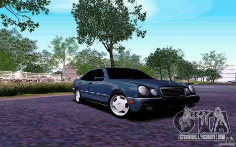 New Graphic by musha v4.0 para GTA San Andreas oitavo tela