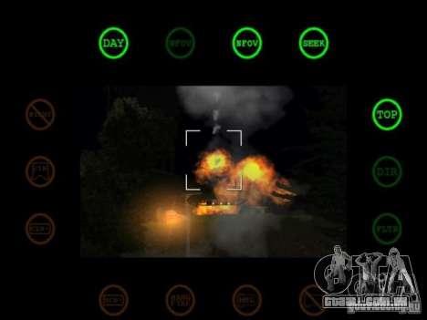 javelin and stinger mod para GTA San Andreas por diante tela