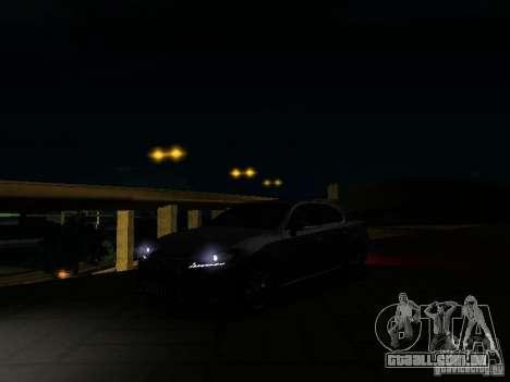 ENB Series by JudasVladislav v2.1 para GTA San Andreas sétima tela