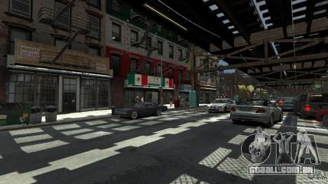 Puglia Pizza in Brook para GTA 4