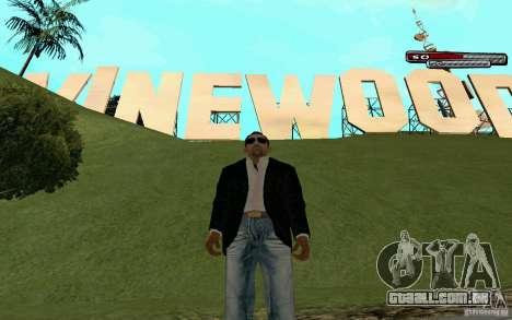 Russian Mafia para GTA San Andreas quinto tela