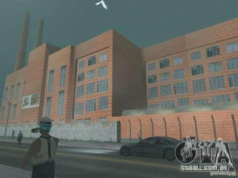Pringles Factory para GTA San Andreas terceira tela
