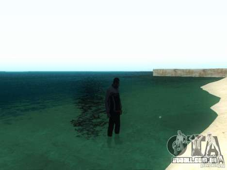 ENBSeries Beta para GTA San Andreas sexta tela