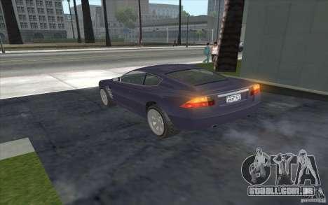 F620 de GTA TBoGT para GTA San Andreas vista interior