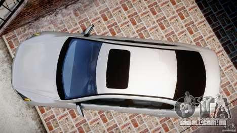 Honda Accord 2009 para GTA 4 vista direita