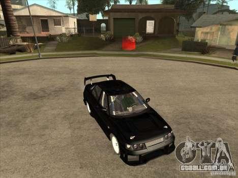 LADA 21103 Street Tuning v 1.0 para GTA San Andreas vista direita