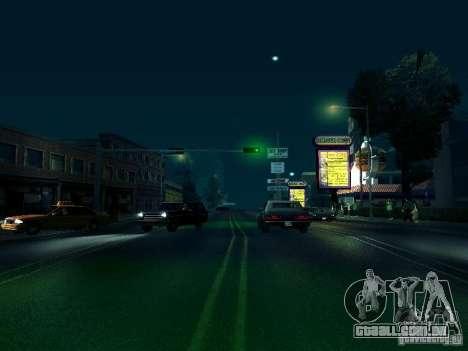 ENBSeries v1 para GTA San Andreas nono tela