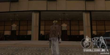 Skin Pack Vagos para GTA San Andreas por diante tela