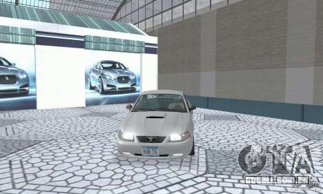 Ford Mustang GT 2003 para GTA San Andreas