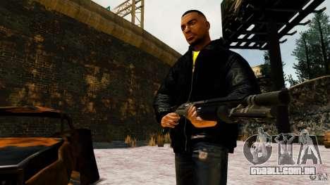 Marshall de Crysis 2 para GTA 4 sétima tela