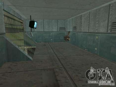 Área aberta 69 para GTA San Andreas nono tela