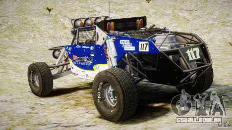 Jimco Buggy para GTA 4 vista lateral