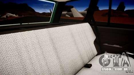 Final VAZ 2104 (cor) para GTA 4 vista interior